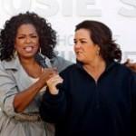 Audio: Rosie Says Oprah Still Makes Her Nervous