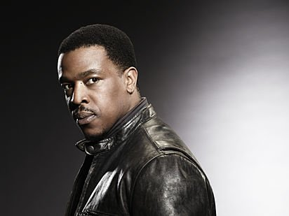 Russell Hornsby as Lt. Hank Griffin in 'Grimm'