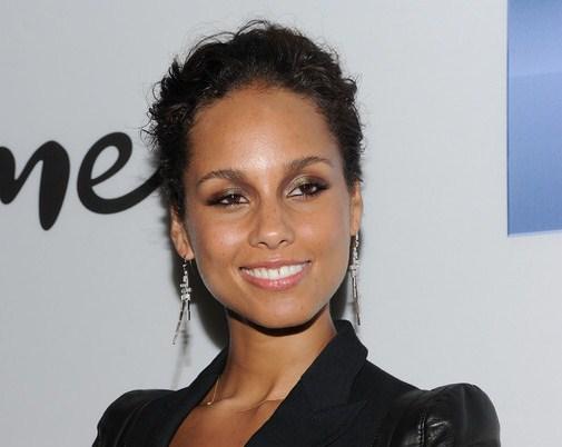 "Musician Alicia Keys attends the screening of ""Five"" at Skylight SOHO on September 26, 2011 in New York City"