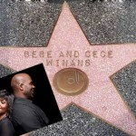BeBe and CeCe Winans Get their Hollywood Star