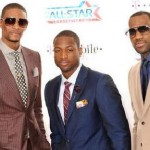 Wade, LeBron & Bosh Host All-Star Game But Lockout Becomes Focus