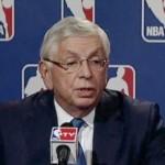 Video: Stern Says All NBA Games Cancelled Through November 30