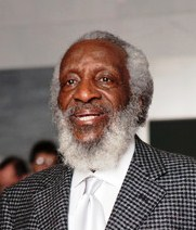 Comedian Dick Gregory turns 79 today.