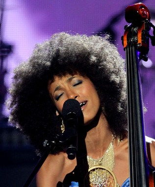 Jazz musician Esperanza Spalding turns 27 today
