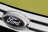 ford grill logo