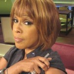 Look: Gayle King Shocks the World with New Tattoo of 50 Cent