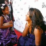Harmony 'Love' Bailey Interviewing at Sheryl Lee Ralph's Diva's Simply Singing