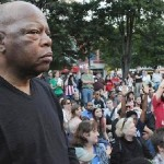 Video: John Lewis Dissed by Occupy Atlanta Protesters
