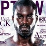 Michael Vick on the Cover of Uptown