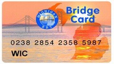 michigan welfare card