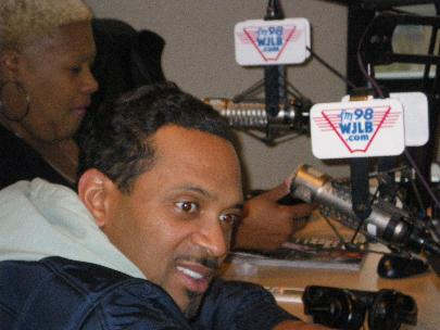 mike epps at wjlb