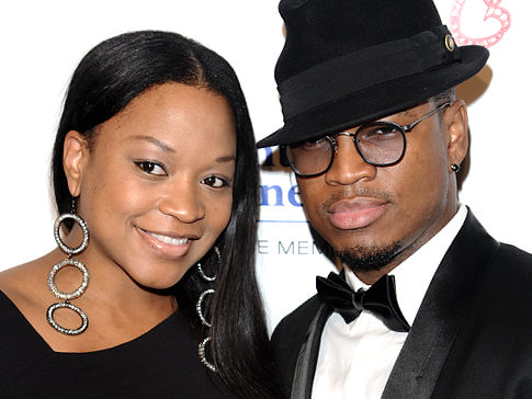 Singer Ne-Yo and his wife Monyetta Shaw attend the 2010 Angel Ball hosted by Gabrielle's Angel Foundation for Cancer Research in New York, on Thursday, Oct. 21, 2010.
