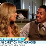 Awkward: Mariah Trusts Hubby Nick Only 'Sometimes'