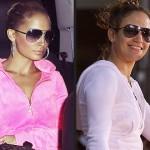 H'ween: Kim K., Nicole Richie as J.Lo, Firm Mocks Homeless
