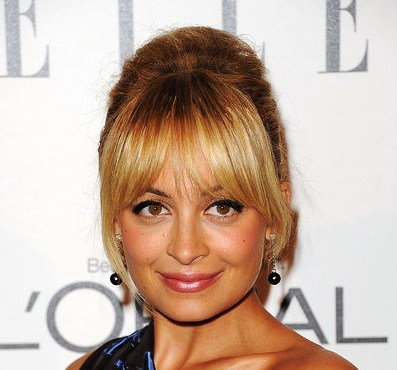 Actress Nicole Richie arrives at ELLE's 18th Annual Women in Hollywood Tribute held at the Four Seasons Hotel on Oct. 17, 2011 in Los Angeles