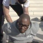 Raheem DeVaughn Arrested at Occupy D.C. with Cornel West