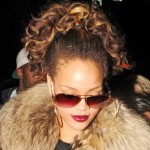 Rihanna Scolded by Shake Joint for Touching the Strippers