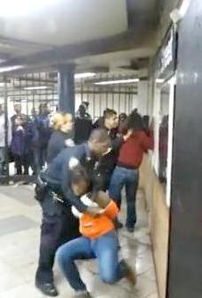 subway girls gone wild