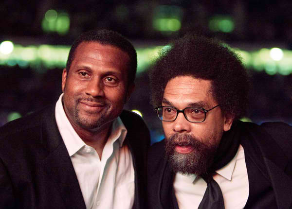 tavis smiley & cornel west