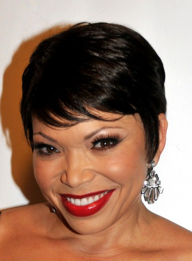 Actress Tisha Campbell-Martin turns 42 today.