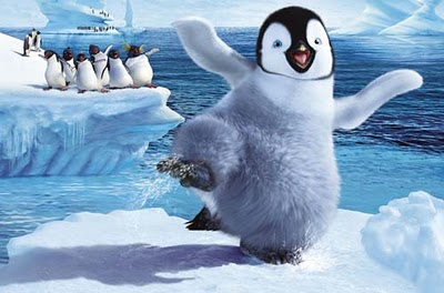 Warner Bros' Happy Feet Two 3D