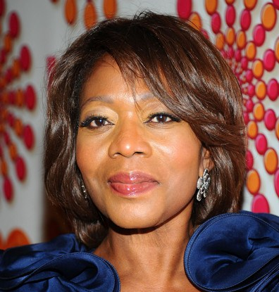 Actress Alfre Woodard turns 59 today