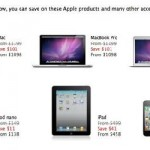 Apple Store Black Friday List Leaked …Yesterday