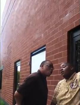 baltimore teacher fights student