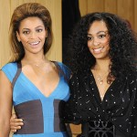 Beyonce Getting Maternity Advice from Sis Solange