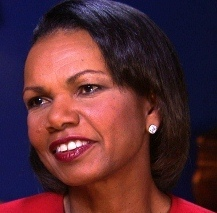 condi rice early show