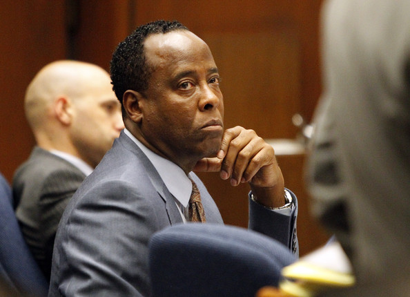 conrad murray closeup