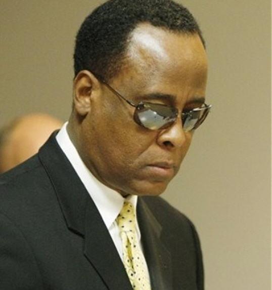 Conrad Murray Wants to Speak at His Sentencing - conrad_murray