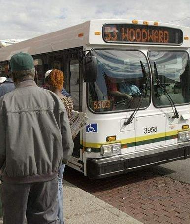 detroit city bus