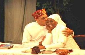 elijah & wife
