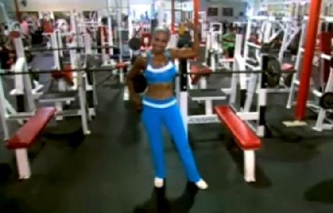 Ernestine 'Ernie' Shepard, 74, fitness trainer and bodybuilder.