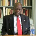 Video: Cain Can't Recall Why He's Against Obama on Libya