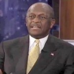 Video: Herman Cain Discusses Woman No. 4 on 'Kimmel'