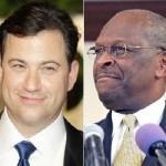 Herman Cain Taking Campaign to 'The Jimmy Kimmel Show' Tonight