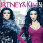 'Kourtney & Kim' Breaks Records; Xmas Show Never Planned