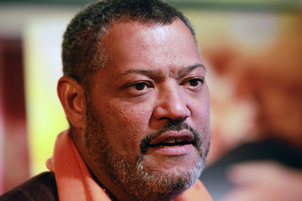 "Actor Laurence Fishburne attends Disney ABC Television Group & The Hallmark Hall of Fame premiere of ""Have A Little Faith"" at Fox Studios on Nov. 3, 2011 in Century City, California"