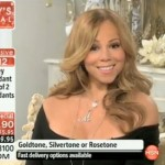Video: Mariah Carey Back on HSN; Mocks Her Last Visit