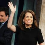 Bachmann Demands Apology from NBC over 'Fallon' Song