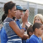 Limbaugh: NASCAR Fans Booed Michelle Obama's 'Uppity-Ism'