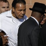 Photos: Ali Among Mourners at Joe Frazier's Funeral