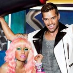 Photo: Nicki Minaj, Ricky Martin Rep MAC Viva Glam