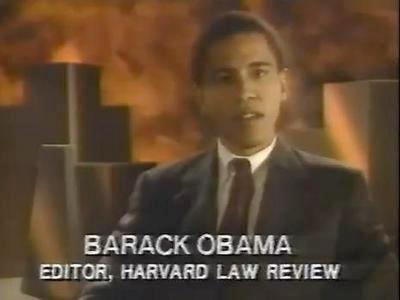 obama 1991 black history tv spot