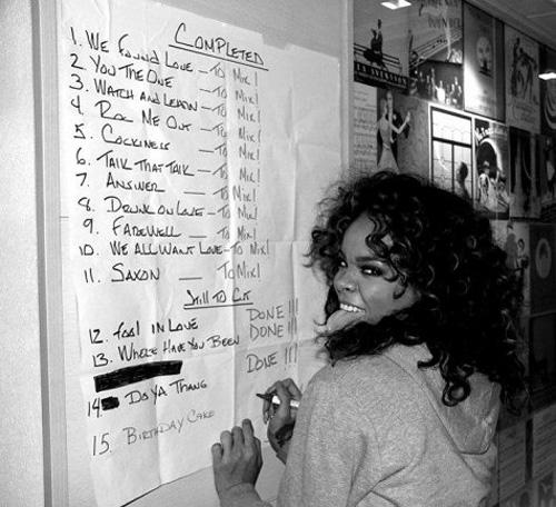 rihanna track list