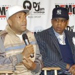 Russell Simmons and Jay Z Coordinating an Occupy Wall Street Concert