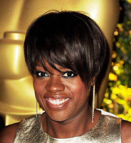 Actress Viola Davis arrives at the Academy of Motion Picture Arts and Sciences' 3rd Annual Governors Awards at the Hollywood & Highland Grand Ballroom on Nov. 12, 2011 in Los Angeles