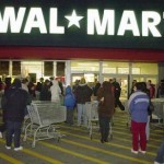 Lord! Woman Pepper Sprays other Shoppers to Gain Black Friday Edge at Wal-Mart